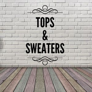Tops - Tops & Sweaters